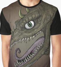 Dragon illustration Graphic T-Shirt
