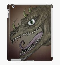 Dragon illustration iPad Case/Skin