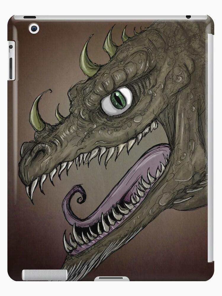 Dragon illustration by Matt Corrigan