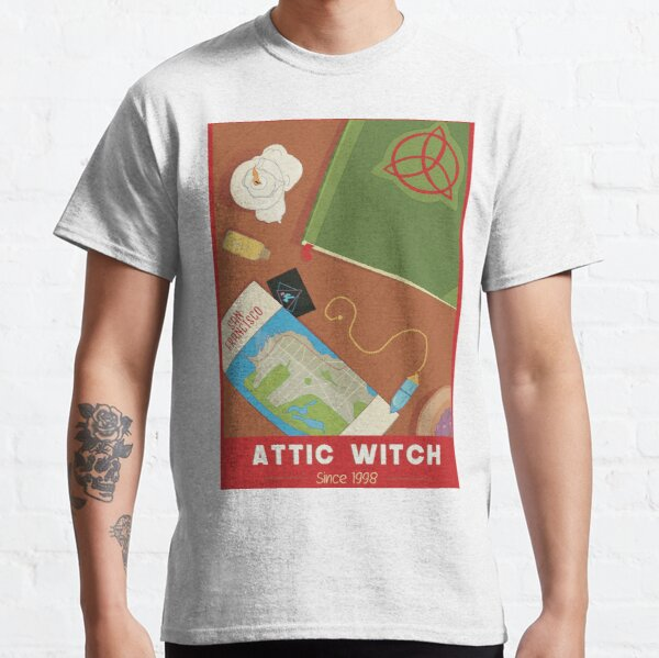 Charmed Affiche - Attic Witch  T-shirt classique