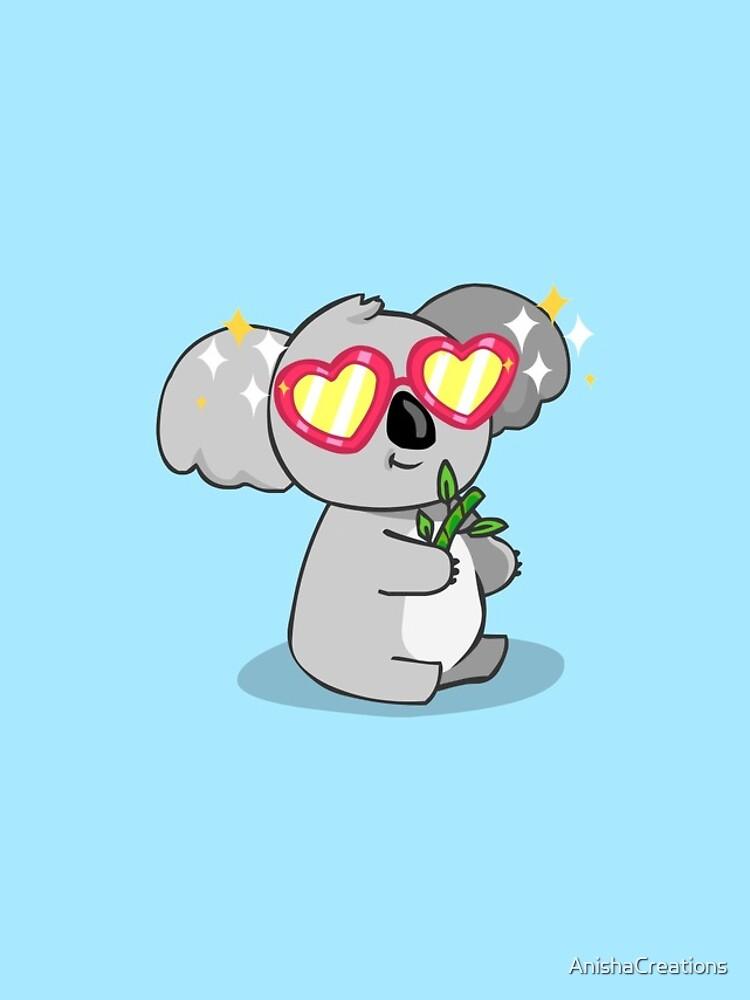 Fabuloso koala de AnishaCreations