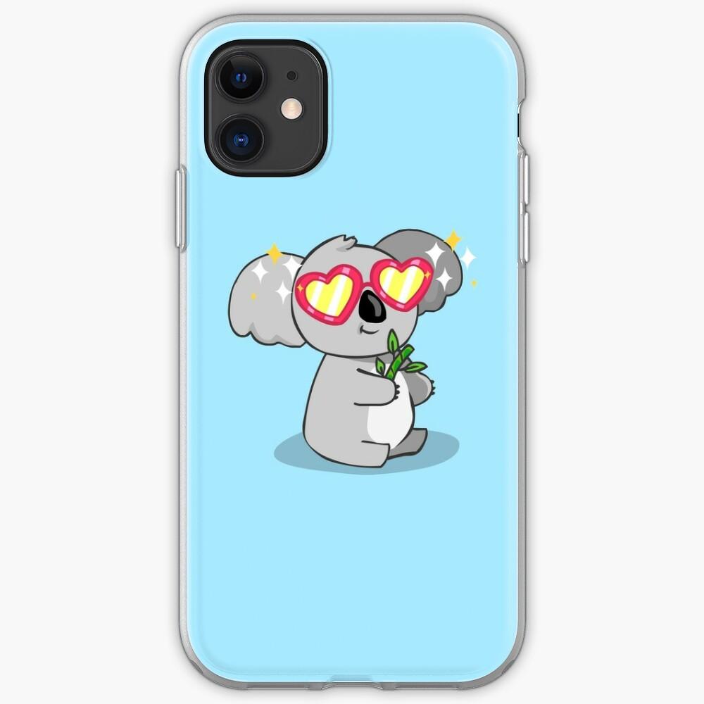 Fabuloso koala Funda y vinilo para iPhone