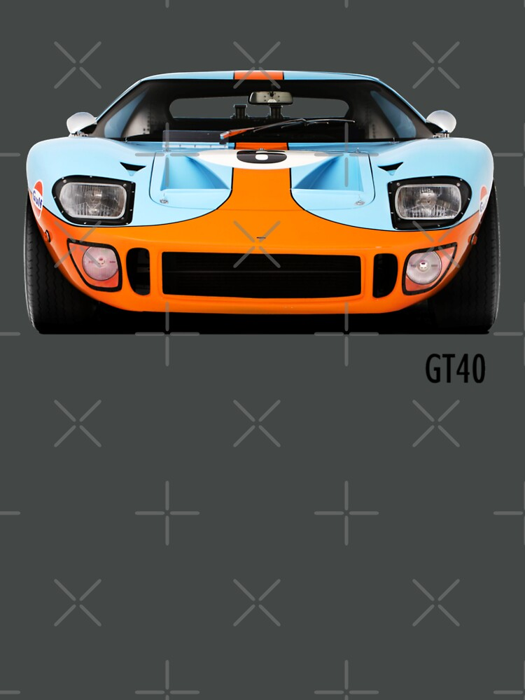 GT40 Mk 1 by rogue-design
