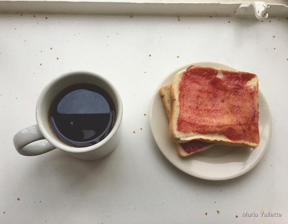 Breakfast  by Maria Vallette