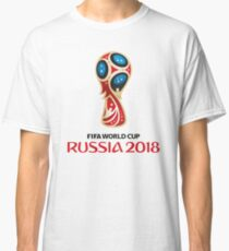 Russia World Cup 2018 Classic T-Shirt