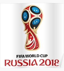 Russia World Cup 2018 Poster