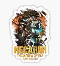 League of Legends HECARIM - The Shadow Of War Sticker