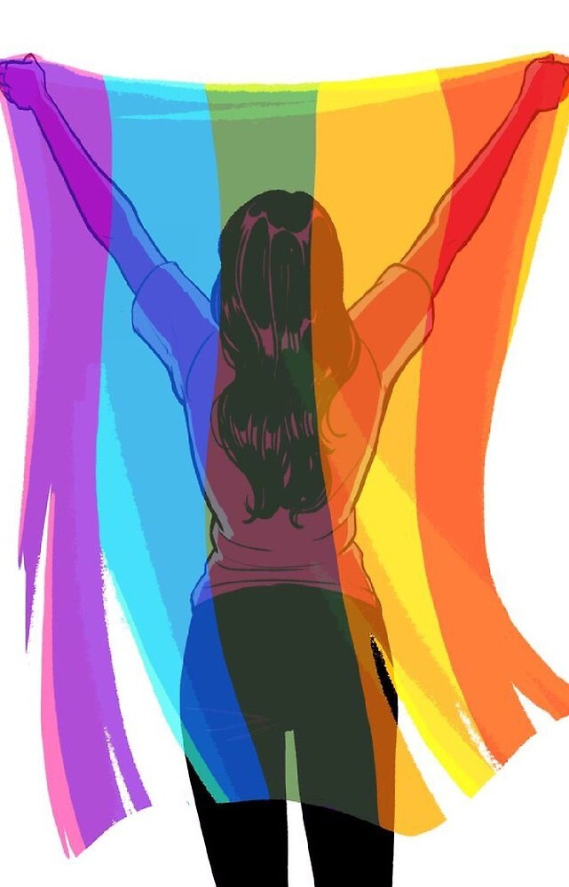 Rainbow brite by Rlittle