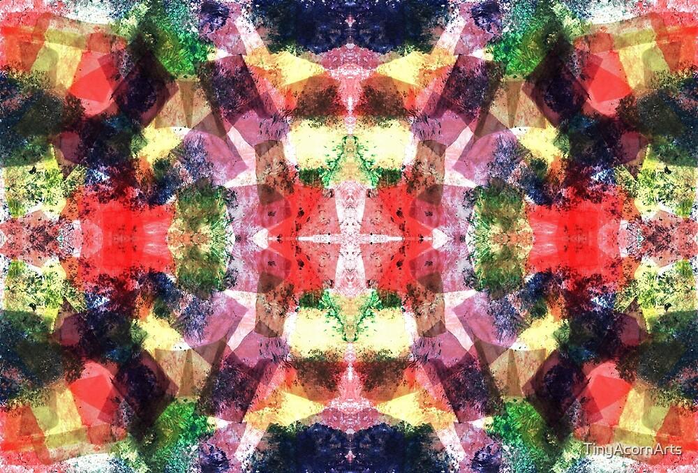 Full Spectrum Kaleidoscope by TinyAcornArts