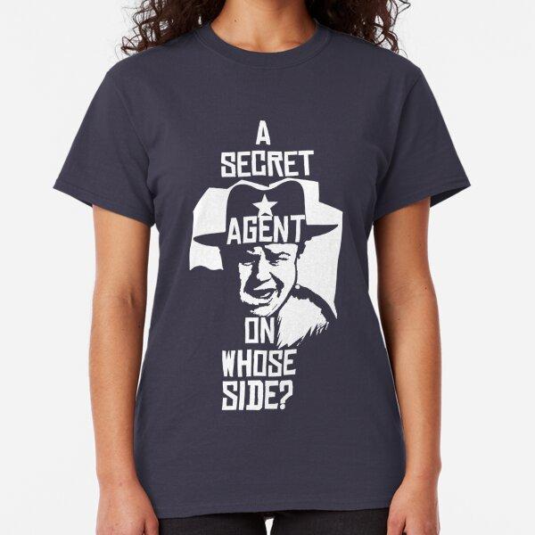 James Bond T-shirt Twice as Good Funny Movie T-shirt