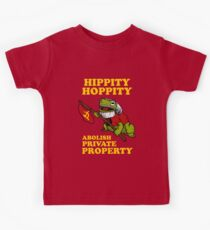 Hippity Hoppity Abolish Private Property Kids Clothes