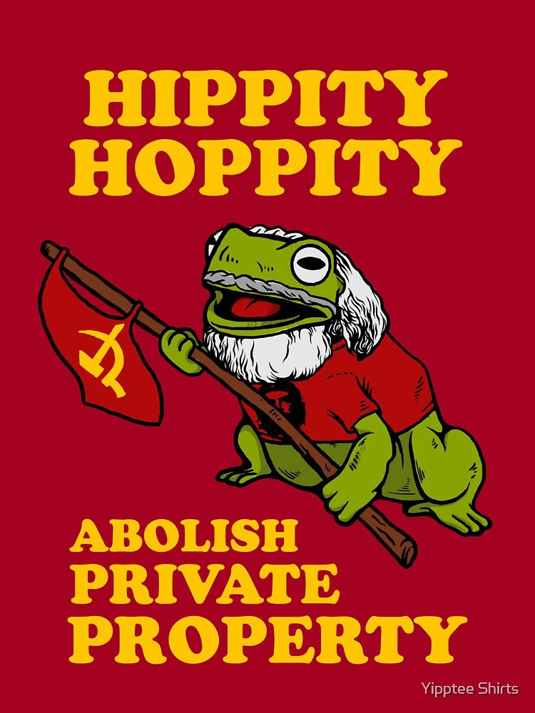 Hippity Hoppity Abolish Private Property Kids T Shirt By Dumbshirts Redbubble Hippity hoppity 's best boards. redbubble