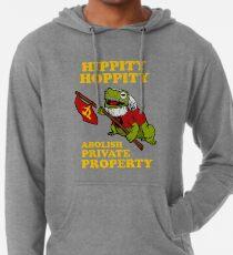 Hippity Hoppity Abschaffen Privateigentum Leichter Hoodie
