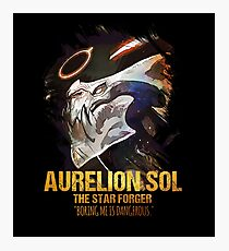 League of Legends AURELION SOL Photographic Print