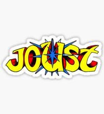 Joust Logo Sticker