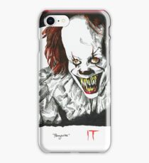 Pennywise Projection iPhone Case/Skin