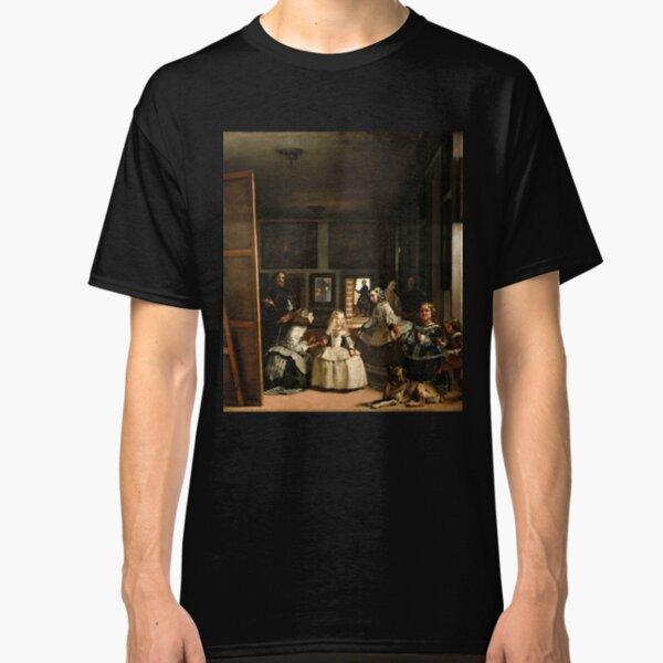 Diego Velazquez's Las Meninas Classic T-Shirt