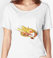 Sleeping dragons Women's Relaxed Fit T-Shirt