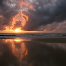 Sunrise Reflection by Ben Messina