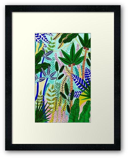Jungle Vibes by Iisa Mönttinen