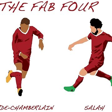 The Fab Four Liverpool FC by connectphoto