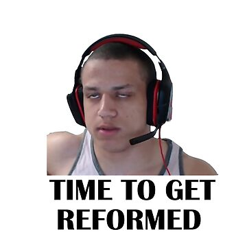 Tyler1 Clock by TomGBR