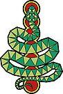 Chakra Snake by linearburn
