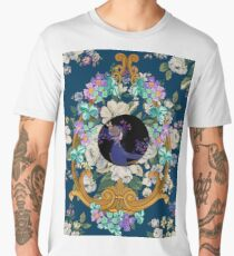 A Day Among The Flowers Men's Premium T-Shirt