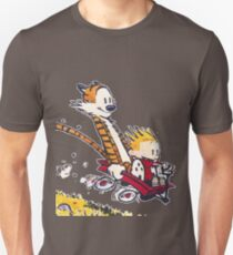 Calvin and Hobbes Red Flyer T-Shirt