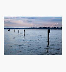 Bregenz, Lake Bodensee, Austria Photographic Print