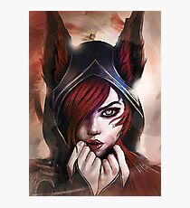 League of Legends XAYAH Photographic Print
