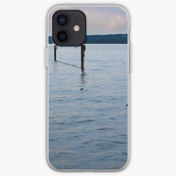 Bregenz, Lake Bodensee, Austria iPhone Flexible Hülle