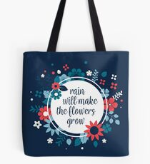 A Little Fall Of Rain (4) Tote Bag