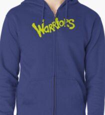 GS WARRIORS Zipped Hoodie