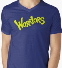 GS WARRIORS Men's V-Neck T-Shirt