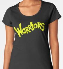 GS WARRIORS Women's Premium T-Shirt