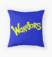 GS WARRIORS Floor Pillow