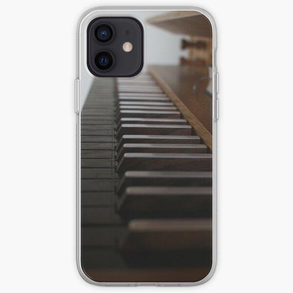 Pipe Organ Keyboard iPhone Flexible Hülle