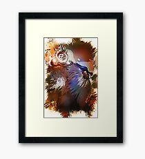 League of Legends NUNU Framed Print