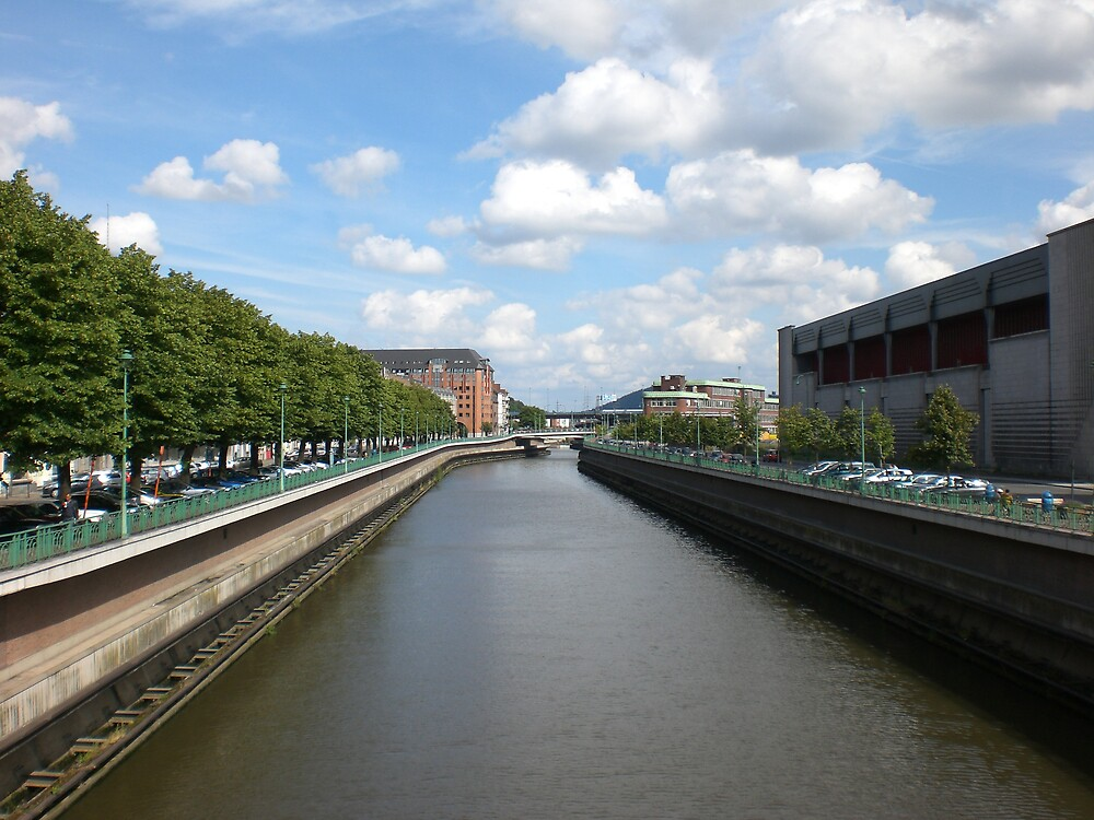 Charleroi by surrealsander2