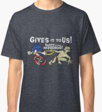 Nasty Hedgehog!!! Classic T-Shirt