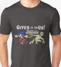 Nasty Hedgehog!!! Unisex T-Shirt