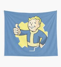 Fallout Vault Boy Wall Tapestry