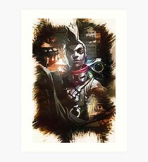 League of Legends EKKO Art Print