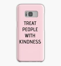 Harry Styles - Treat People With Kindness (all pink) Samsung Galaxy Case/Skin