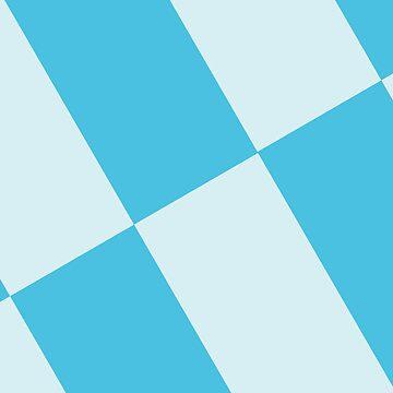 Blue and Powder by daniellekenedy