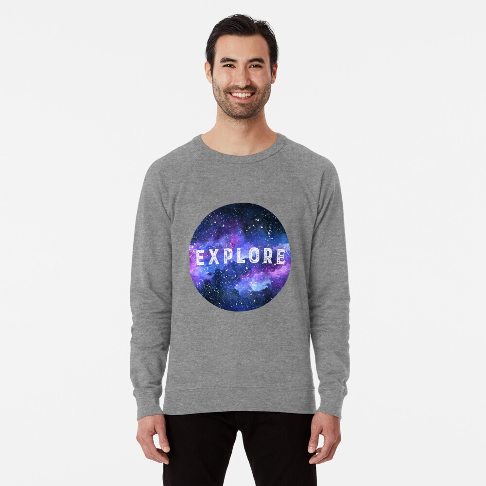 Galaxy Lightweight Sweatshirt