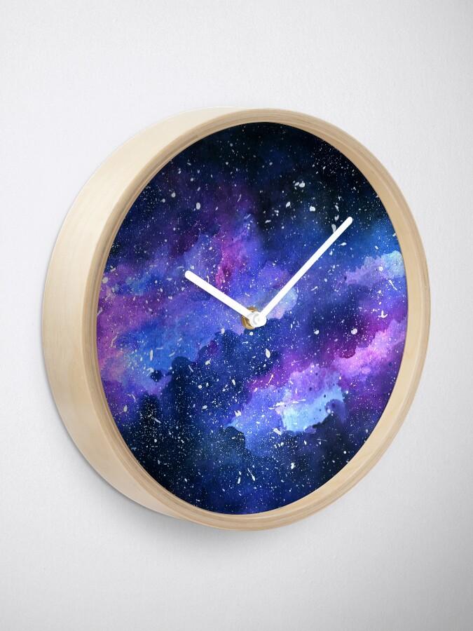 Alternate view of Galaxy Clock