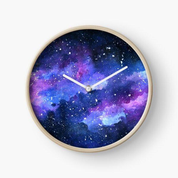Galaxy Clock