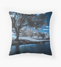 Things Behind The Sun Throw Pillow